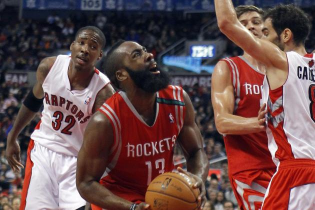 Houston Rockets vs. Toronto Raptors: Postgame Grades and Analysis for Houston