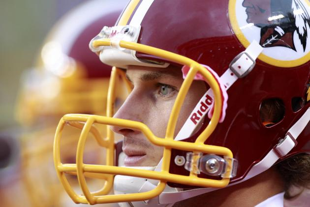 Grading Kirk Cousins' First Start for Washington Redskins
