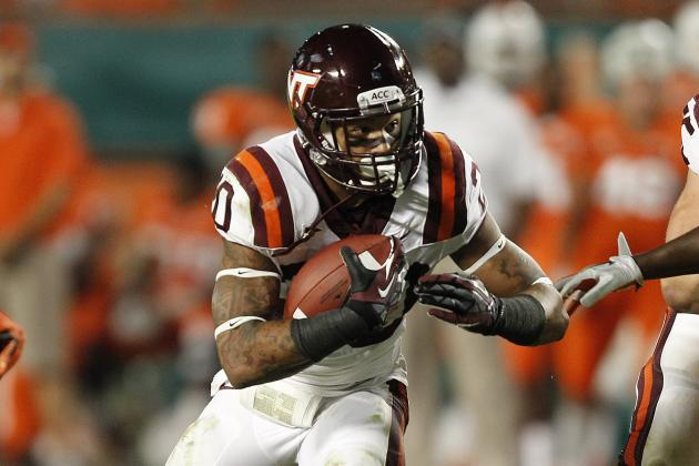 Virginia Tech Football: 5 Biggest Holes Hokies Must Fill for 2013