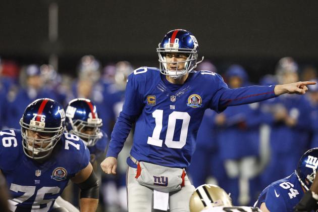 Eli Manning and 6 NFL Players Who Have Regressed the Most Since 2012