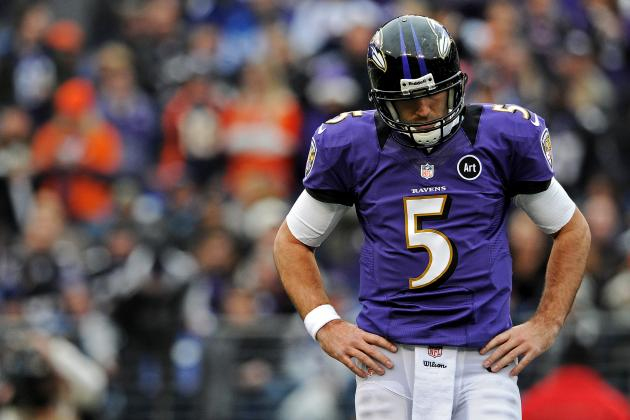 Joe Flacco and 6 NFL Players Imploding Down the Home Stretch