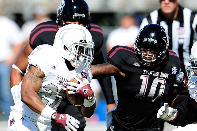 Texas A&M Football: 11 Biggest Holes in the Roster Aggies Must Fill for 2013