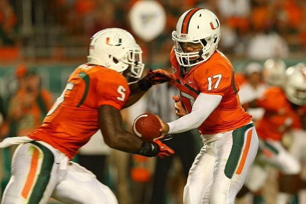 Miami Football: 5 Biggest Holes in the Roster Canes Must Fill for 2013
