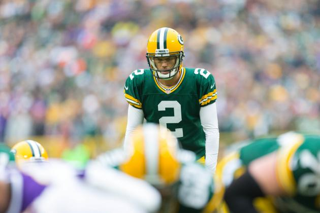 Mason Crosby Isn't Cutting It for Packers, but These 2 Kickers Could