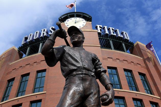 Ranking the Top 10 Most Home Run-Friendly Ballparks in Major League Baseball