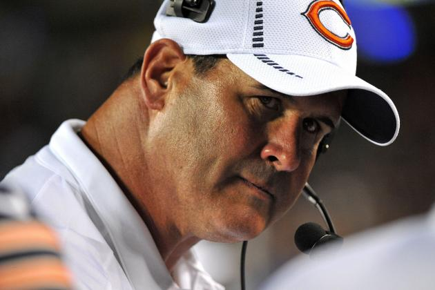 5 Chicago Bears Coaches, Players Whose Jobs Are in Serious Question Right Now