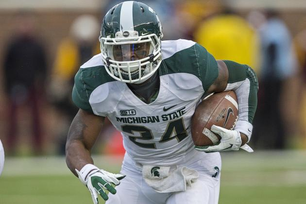 Big Ten Football: Should These 7 Stars Declare Early for 2013 NFL Draft?
