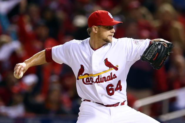 4 St. Louis Cardinals Prospects Who Could Impact 2013