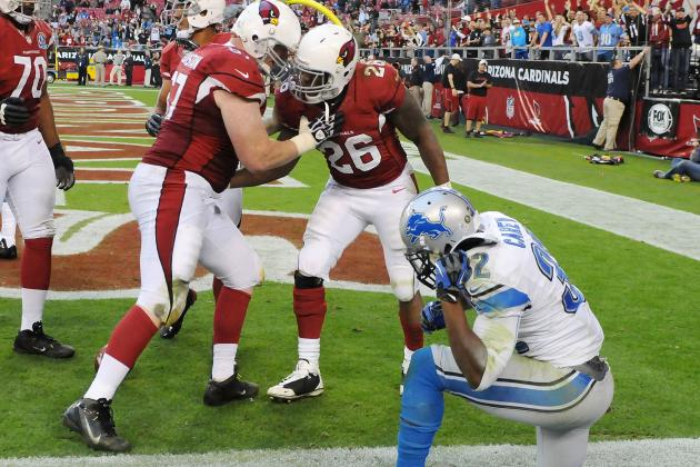Lions vs. Cardinals: Detroit's Biggest Winners and Losers from NFL Week 15