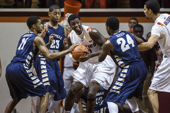 Southern Conference Basketball 2012-13: Update No. 2 (Dec. 17-23)