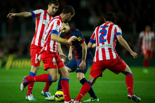 5 Things We Learned from Barcelona vs. Atletico Madrid