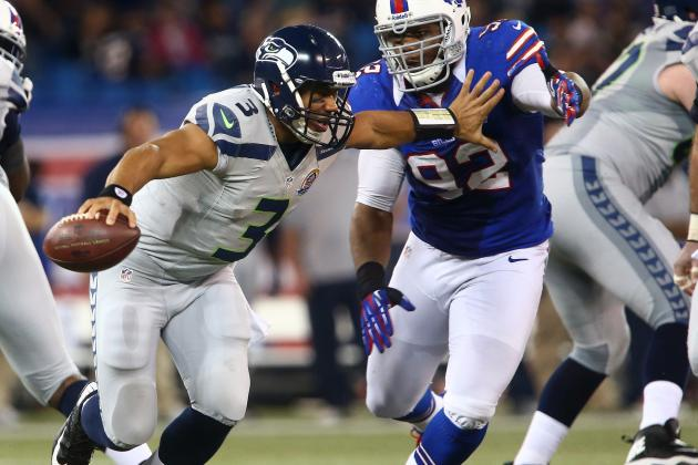 Seahawks vs. Bills: Seattle's Biggest Winners and Losers from Week 15