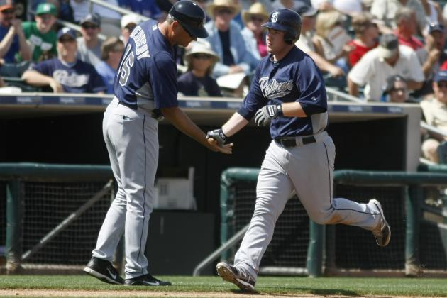 4 Reasons Jedd Gyorko Should Start at Second Base for the Padres in 2013