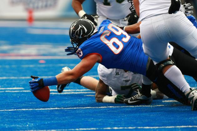 Boise State Football: 4 Reasons the Broncos Can Shut out Washington