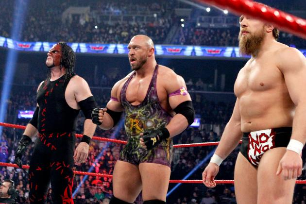 WWE TLC 2012 Results: Winners and Losers from 2012's Final PPV