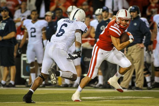 Penn State Football: 5 Spots in the Roster PSU Must Fill for 2013