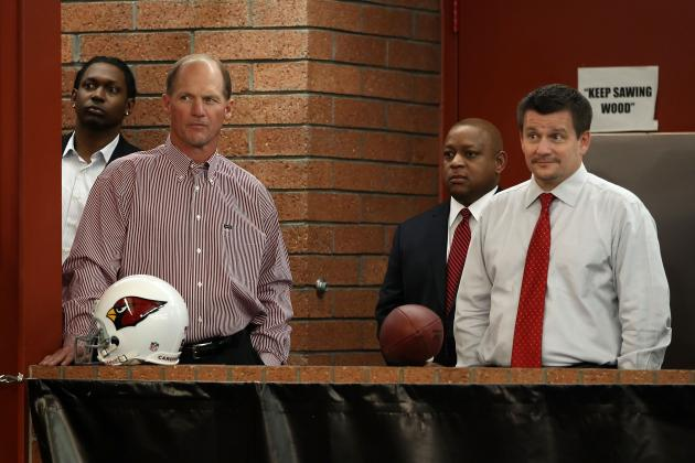 Arizona Cardinals: How to Fix Team's Biggest Problems in Seven Rounds
