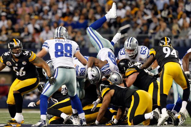 Cowboys vs. Steelers: Dallas' Biggest Winners and Losers from Week 15