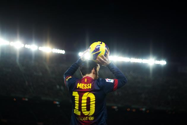 Barcelona's 10 Most Memorable Moments of 2012