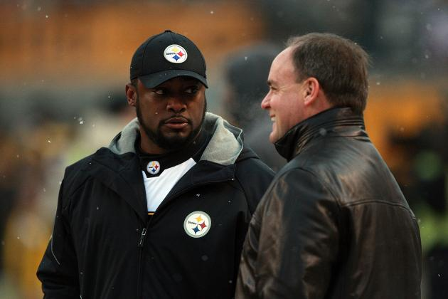 Pittsburgh Steelers Mock Draft: How the Rich Can Get Richer for 2013