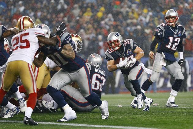 49ers vs. Patriots: New England's Biggest Winners and Losers from Week 15