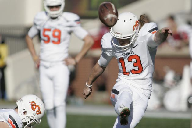 Oklahoma State Football: 7 Big Holes in the Roster Cowboys Must Fill for 2013