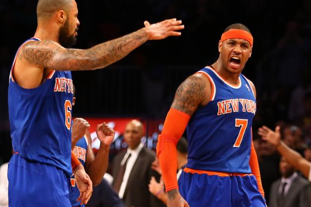 7 Signs New York Knicks Are Destined to Make the Eastern Conference Finals