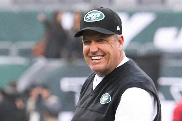 6 NFL Teams That Would Gladly Hire Rex Ryan If New York Jets Don't Want Him