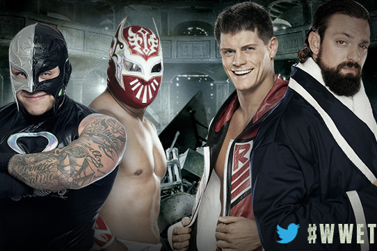 WWE TLC 2012 Results: Match-by-Match Breakdown