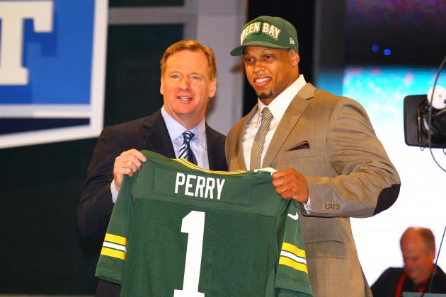 Green Bay Packers Mock Draft: How the Rich Can Get Richer for 2013