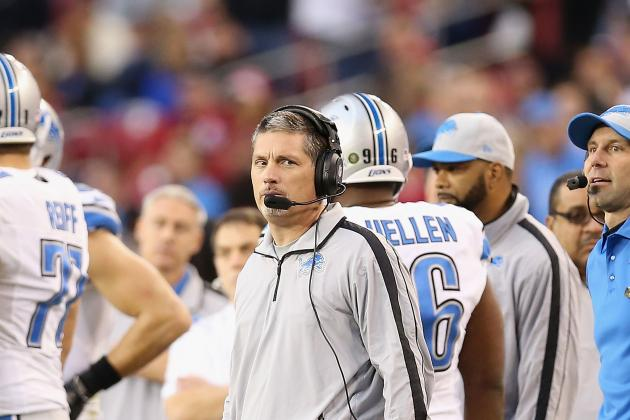 Detroit Lions: 8 Reasons Why Jim Schwartz Could Be Fired