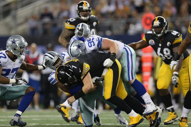 Pittsburgh Steelers: 5 Lessons from Cowboys Loss