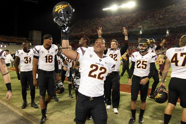 Arizona State Football: 5 Biggest Holes in the Roster the Sun Devils Must Fill