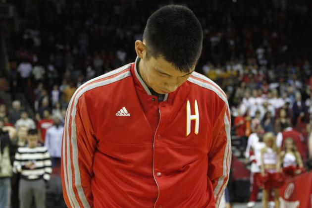 Complete Timeline of Jeremy Lin's Wild Ride from New York to Houston