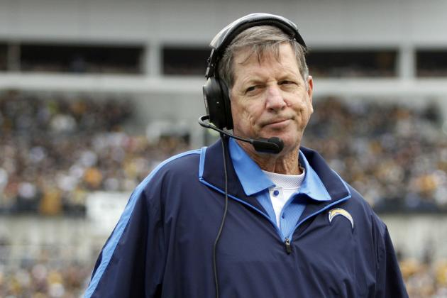 Hot Seat Rankings: Rex Ryan, Norv Turner and More Coaches in Trouble
