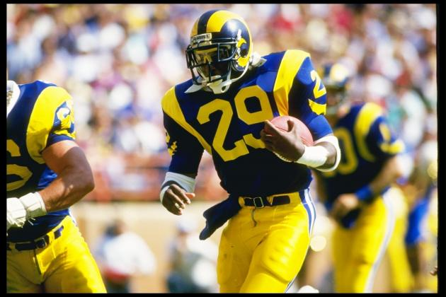 Eric Dickerson and 5 NFL Greats Who Could Be Relinquishing Notable Records