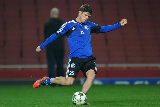 True or False: Klaas-Jan Huntelaar's Potential Destinations in January