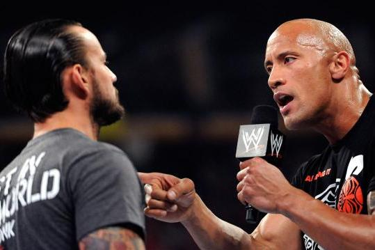 WWE Royal Rumble 2013: Why CM Punk vs. The Rock Could Be Match of the Year