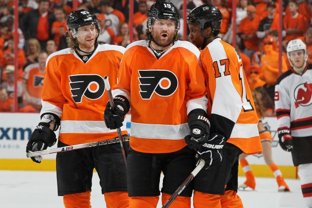 Philadelphia Flyers: 4 Players Bound to Regress Next Season