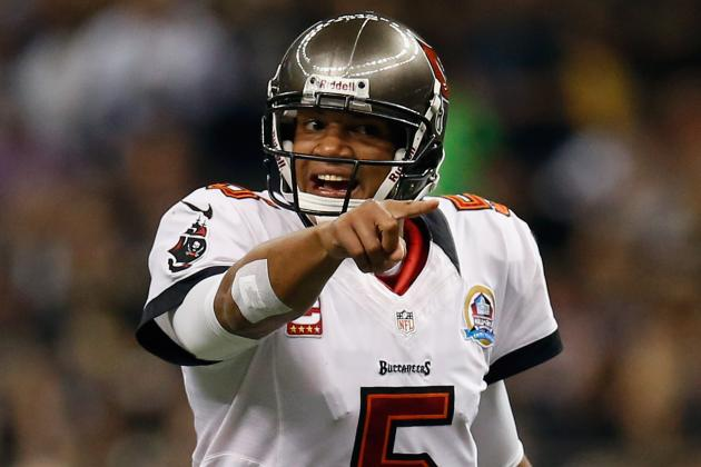 10 Candidates for Exile from the Tampa Bay Buccaneers in 2013