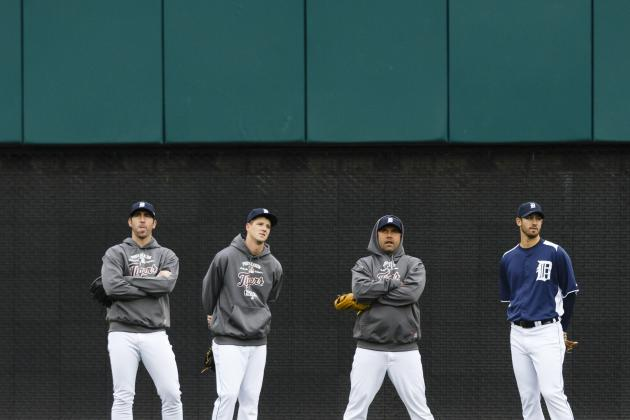 Evaluating the Tigers Starting Rotation for 2013