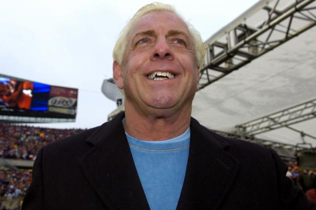 40 Years of Ric Flair: The Career of the Greatest Wrestler Ever