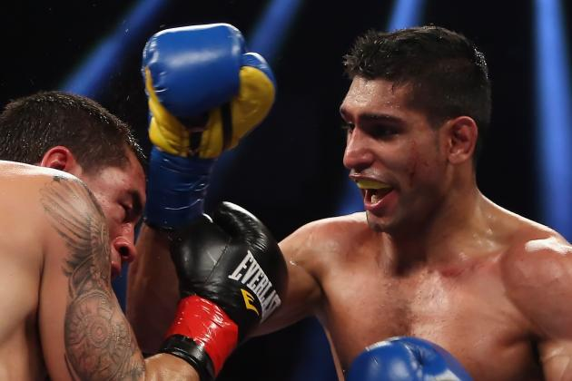 Amir Khan and a Four-Fight Trajectory to 140-Pound Redemption