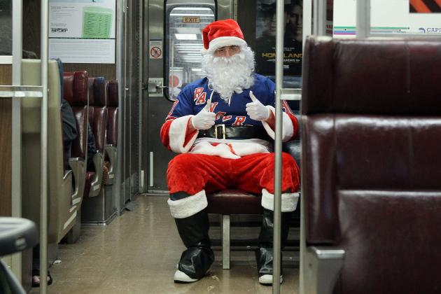 1 Christmas Wish Each NHL Team Has on Its List