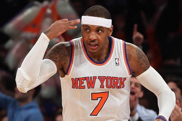 Breaking Down the New York Knicks' Best Trade Bait