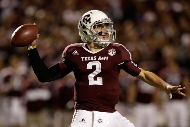 Texas A&M Football: Comparing Johnny Manziel to Russell Wilson