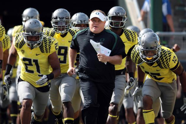 Oregon Football: Why Chip Kelly Must Step Up His 2013 Recruiting Game