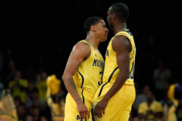 Big Ten Basketball: Stock Up, Stock Down for the Top 10 NBA Prospects