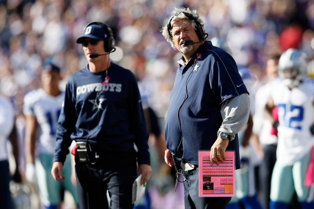 Assessing Job Security for Every Member of the Dallas Cowboys' Coaching Staff