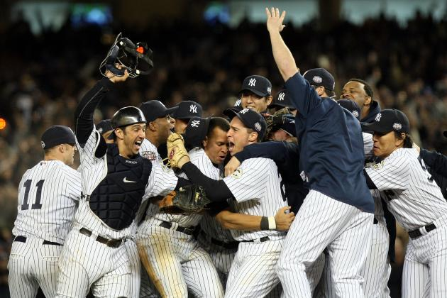 Comparing Current Yankees Roster to 2009 World Series Championship Team